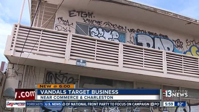 YOU ASK: Business owner fed up with tagging