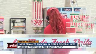 Tenant says he was forced out of Pawn Plaza