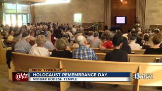 Holocaust Remembrance Day in Las Vegas