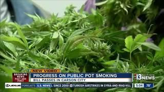Bill passes that would allow public pot smoking