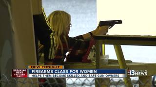 Local shooting range offers program for women