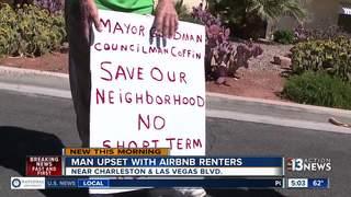 Airbnb renters upsetting Vegas residents