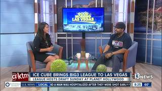 Ice Cube debuts new BIG3 league