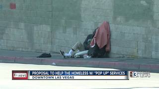 City officials consider project to help homeless