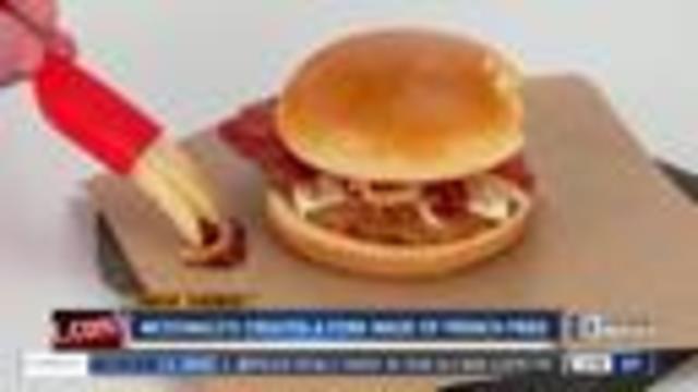 McDonald's unveils freakish  Frork utensil made of fries