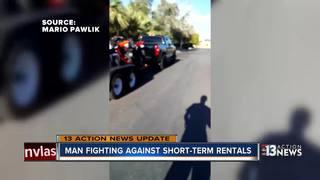 Rental house frustrates Las Vegas man