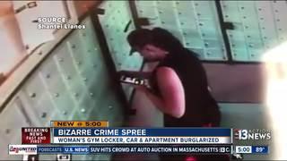 Burglar targets woman multiple times in hours