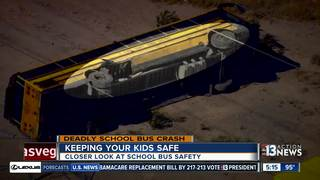 Contact 13 investigates deadly school bus crash