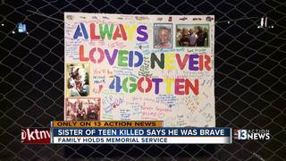 Family of young teen killed demanding answers