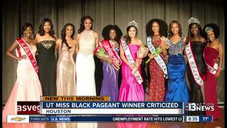 Miss Black criticized for being fair-skinned