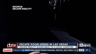 Escape Reality opens in Las Vegas