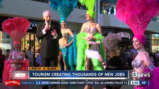 Tourism industry celebrated at Fashion Show Mall