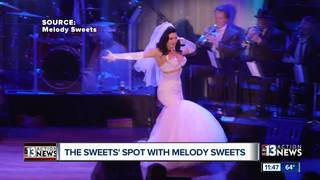 Melody Sweets talks about her new show
