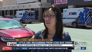 10-year-old crash victim still clinging to life
