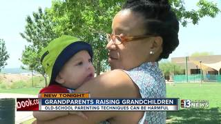 Grandparents speak out against study