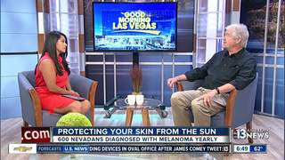 Protecting yourself against sun cancer