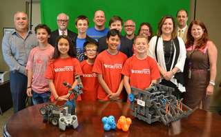 $15K raised for local robotics teams