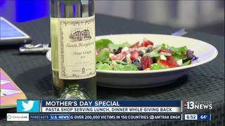 Spend Mother's Day at The Pasta Shop