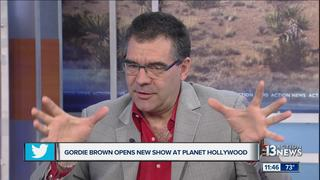 John Katsilometes talks Gordie Brown's new show