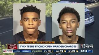 Teens arrested in NW shooting that left man dead