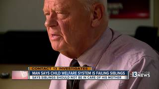 CONTACT 13: Child welfare system breakdown