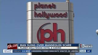 Planet Hollywood sued over mannequin
