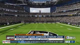 Board approves Raiders lease agreement
