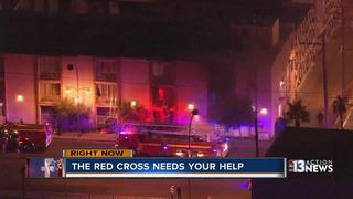 Red Cross helps 8 people resettle after fire