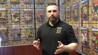 John Dolmayan opens comic book shop in Las Vegas