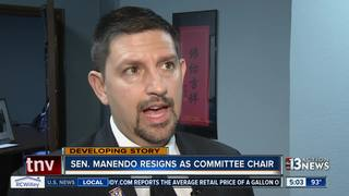 More harassment complaints filed against Manendo