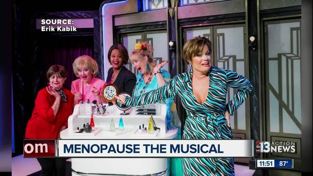 Cindy Williams discusses Menopause the Musical