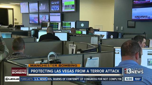 Manchester attack sparks conversation in Vegas