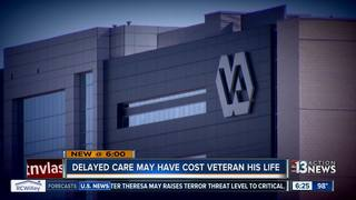 Care delayed for veteran with deadly lung cancer