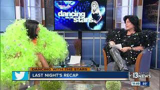Dancing with the Stars recap with Frank Marino