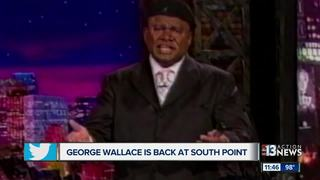 John Katsilometes talks George Wallace's show