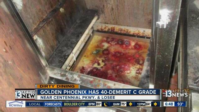 Dirty Dining finds roaches at Golden Phoenix