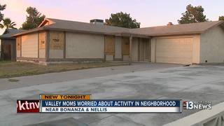 Valley moms worried about neighborhood activity