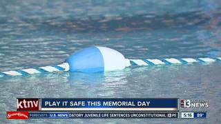Pool, car safety tips for Memorial Day weekend
