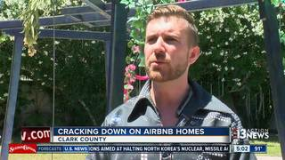 Clark Co. cracking down on Airbnb for MDW