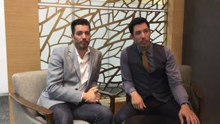 Property Brothers keep things simple in Vegas