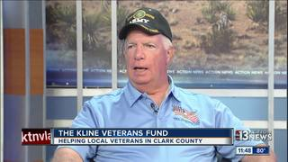 Kline Veterans Fund helps those in Clark County