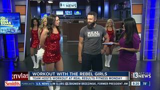 Workout with The Rebel Girls