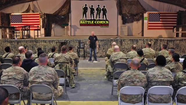 Vegas-based 'Battle Comics' featured in new film