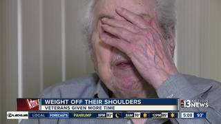 UPDATE: Elderly couple given more time to move