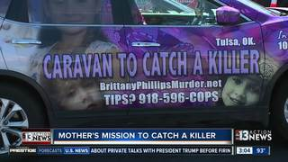 Mother searches for daughter's killer in Vegas
