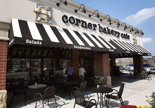 Corner Bakery Cafe giving away free coffee