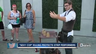 Court rules in favor of Vegas 'sexy cop'