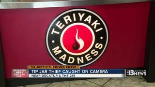 UPDATE: No arrest made in tip jar theft