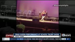 Parents furious over raunchy drag performance