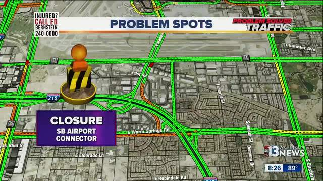 Seeing Orange Traffic Update for Week of June 5